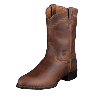 Ariat Distressed Roper Boots