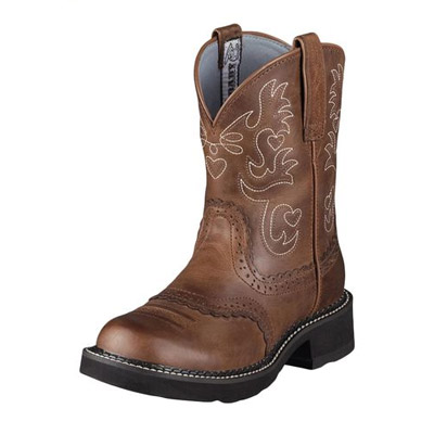 Ariat Russet Rebel Barn Boots