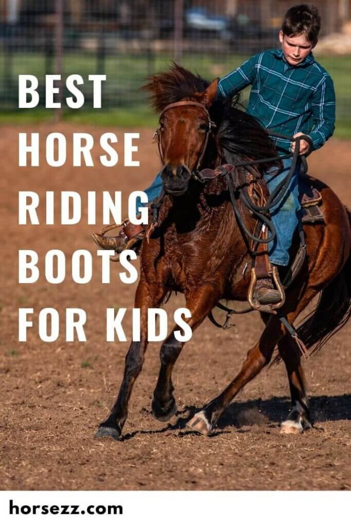 Horse Riding Boots for Kids Social Image
