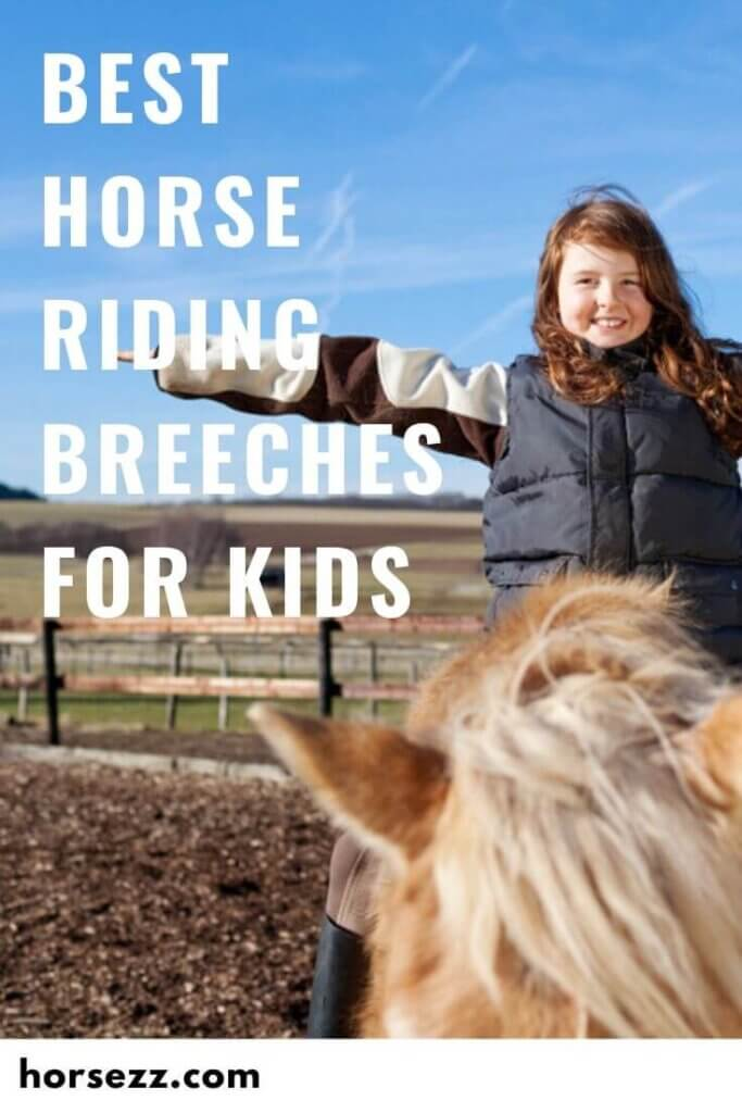 Horse Riding Breeches for Kids Social Image