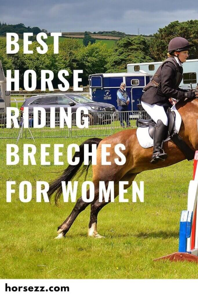 Horse Riding Breeches for Women Social Image
