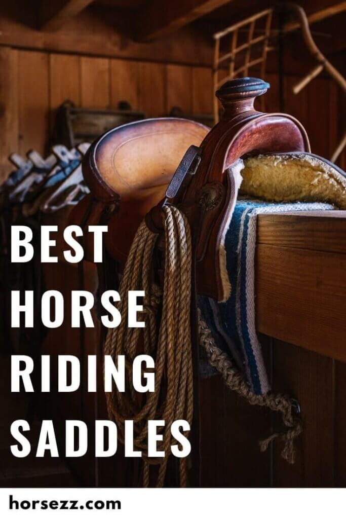 Horse Saddles Social Image