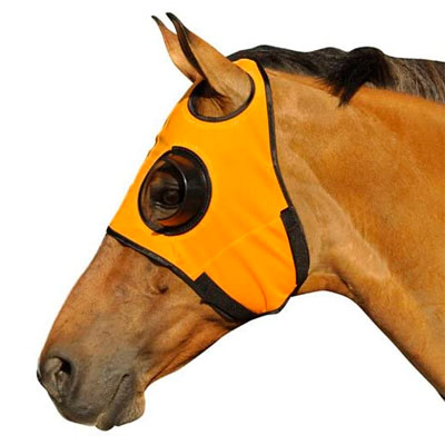 Intrepid International Horse Blinker Hood
