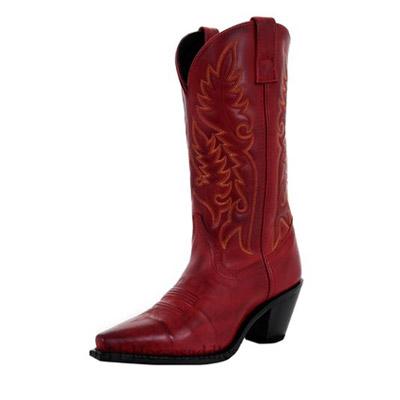Laredo Madison Burnished Red Boots