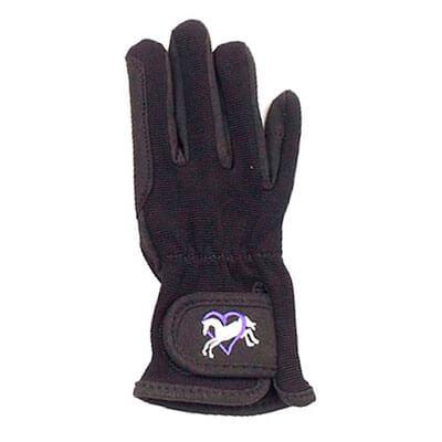 Ovation Child Horse Gloves