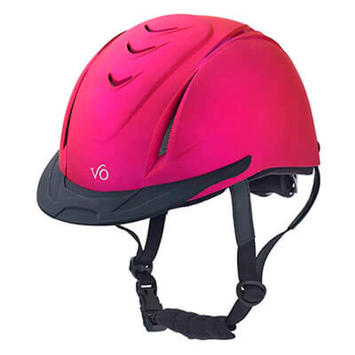 Ovation Metallic Riding Helmet