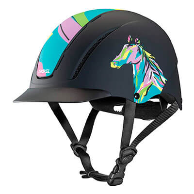 Troxel Spirit Horseback Riding Helmet Kids