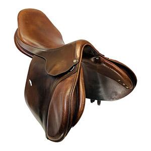 Used Antares Jumping Saddle