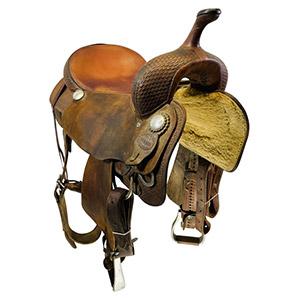 Used Piland Cutting Saddle