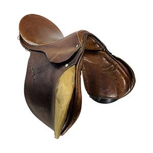 Used Stubben Jump Saddle