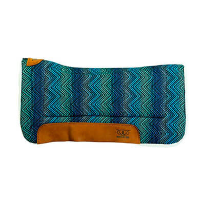 Weaver Leather Contoured Saddle Pad