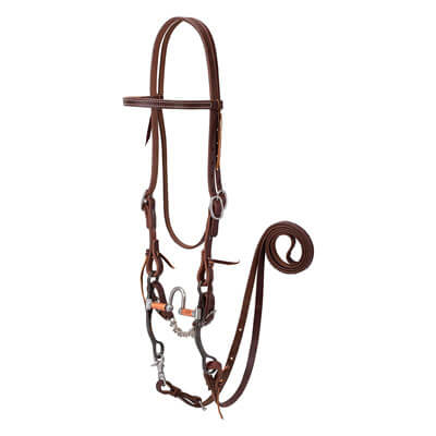 Weaver Leather Working Tack Bridle