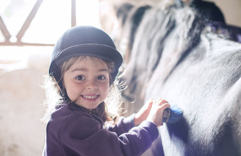 Horse Riding Helmets for Kids Review by horsezz.com