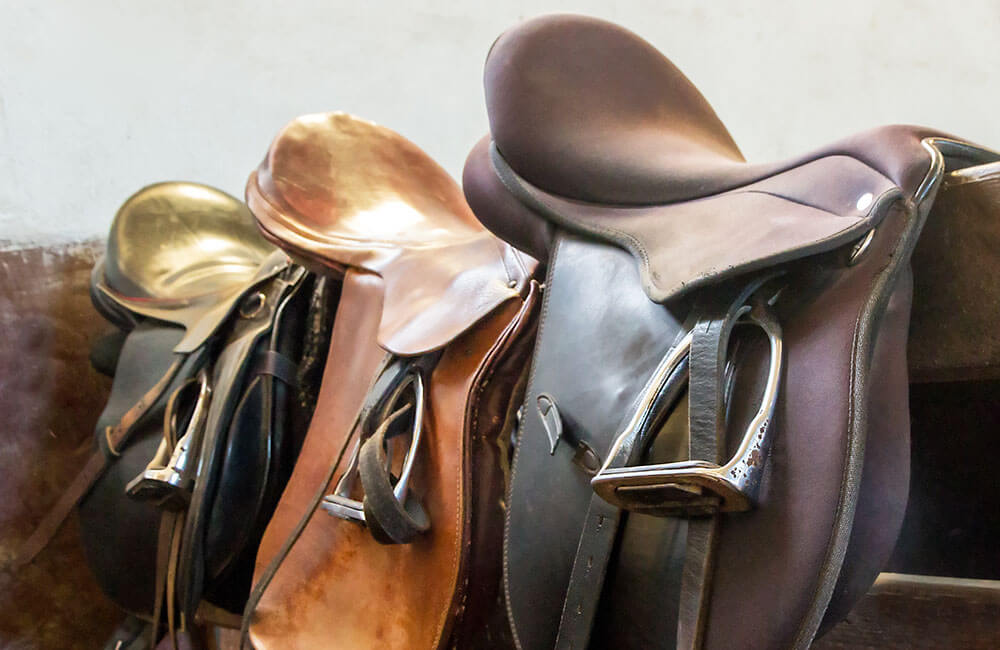 Horse Saddles Review by horsezz.com
