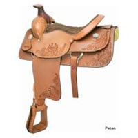 roping saddle image
